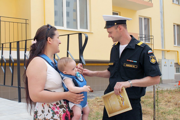 военная ипотека и молодая семья